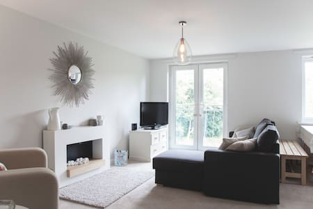 Modern apartment close to Sevenoaks station - Appartamento