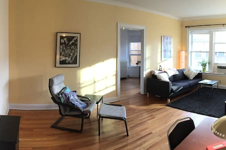 Bright & spacious 1 BD in Lakeview - Chicago - Apartment