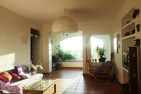 Panoramic House on the beach - Lago Patria - Villa