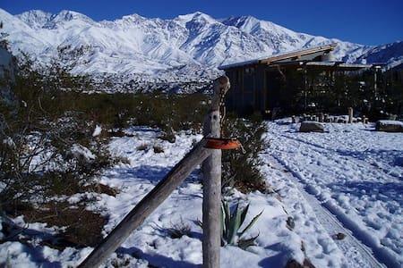 Hermosa Cabaña rústica de montaña. - Cabin