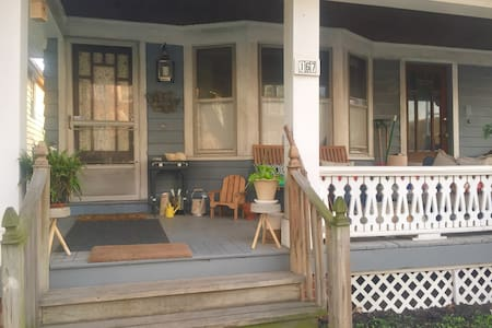 Youthful Arts & Crafts Retreat - Rochester - House