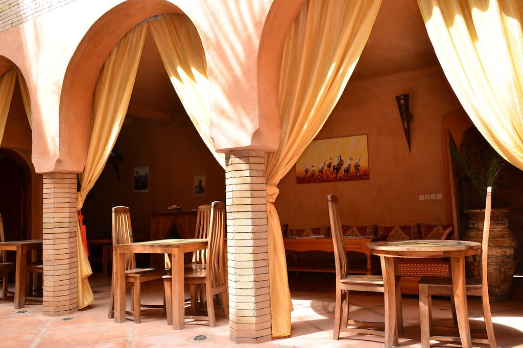 Riad  - Room Merzouga