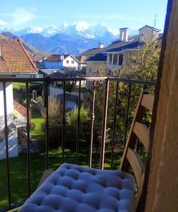 Joli T3  avec vue Mont Blanc - Lägenhet