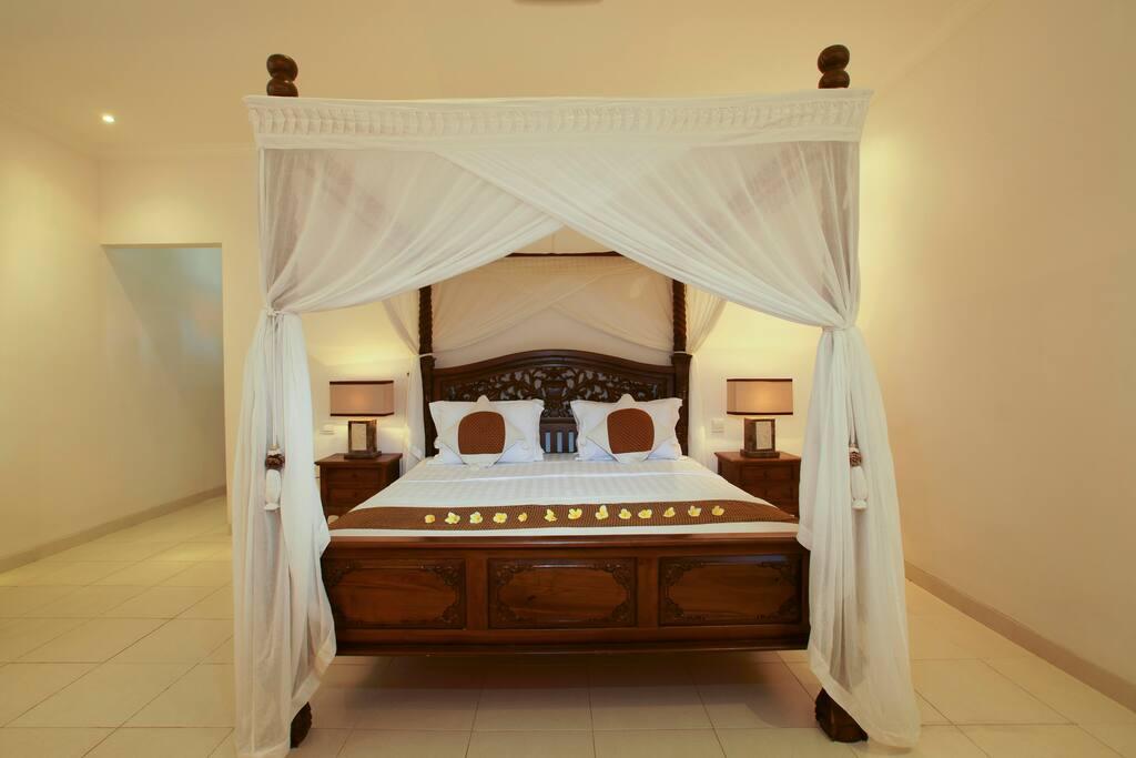 One Bedroom Private Villa