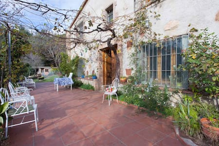 Mountain cosy house Barcelona - Bed & Breakfast