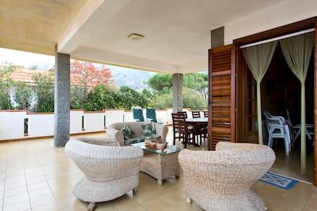 Capaci,TOP Villa 80MT sea +10people - Vila