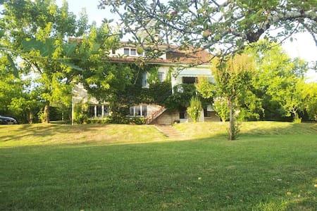 Grande maison sur un beau terrain - Puybrun