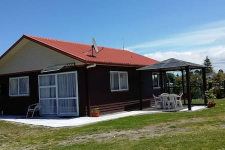 Millhaven on the Ohau Channel. - Pension