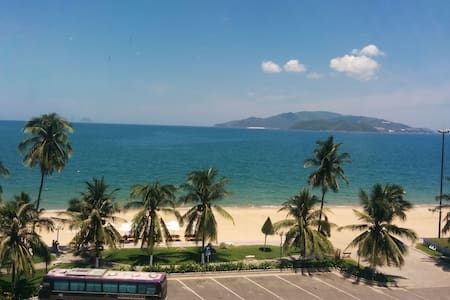 Lovely Rooms, Nha Trang beach - House