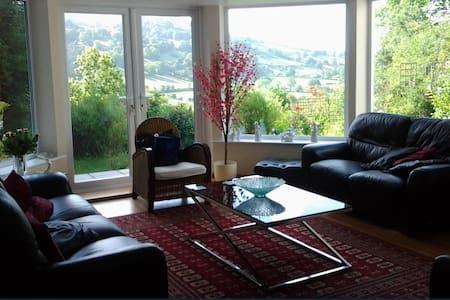 Beautiful Hillside Home - Bodfari