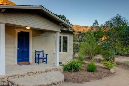 Ojai-Ventura Cottage - Ventura