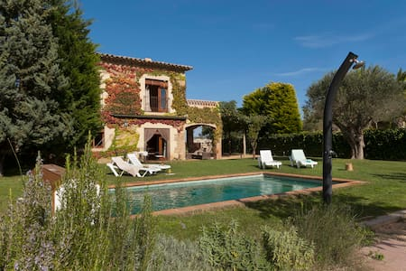 Beach & Golf in COSTA BRAVA - Maison