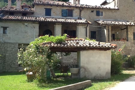 Beautiful house in the Appennini - Monterenzio - House
