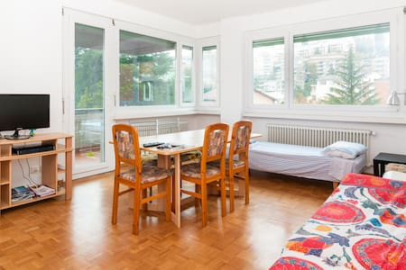 Comfort in the centre of Lugano - Apartment
