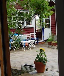 Fantastic Summer House by the Sea - Sotenäs Municipality - Blockhütte