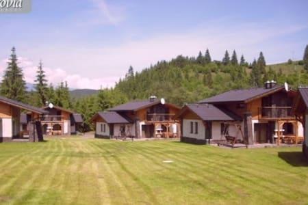 LIPTOV SKI Mountain House 09 - Casa