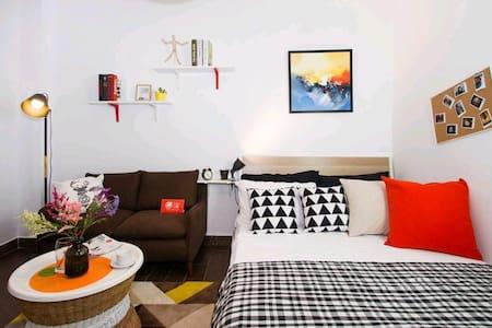 月桂小区舒适公寓 - Zhuzhou Shi - Maison