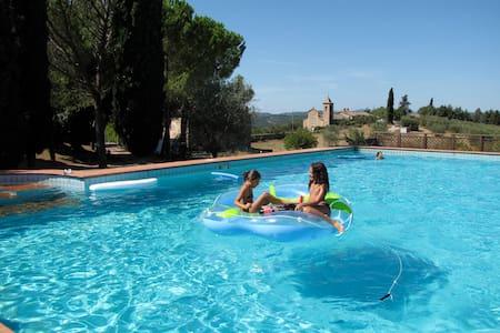 Casa in Toscana,Montalcino dintorni -  Monte Antico, Grosseto