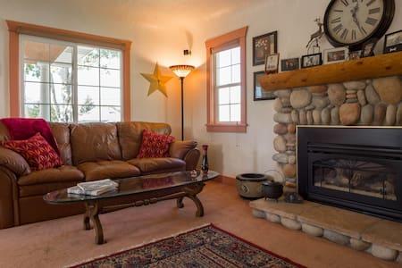 Cozy Mountain Retreat - Maison