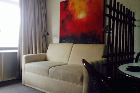 Suite in the heart of Mexico City