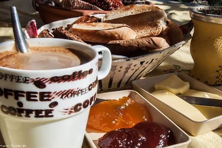 Villa Nanin - Hospedaje Tilcara - Bed & Breakfast