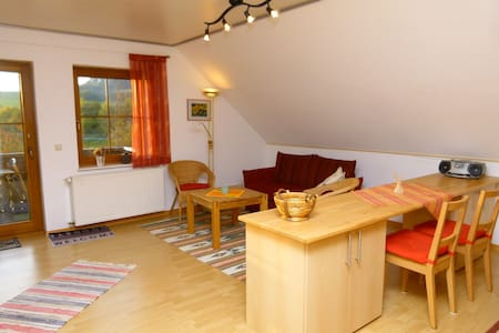 Holiday Apartment 'Prümtalblick' - Daire