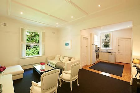 Stunning apartment in best suburb! - Point Piper