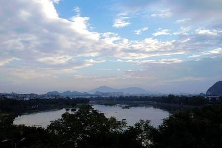 A great river view house in Guilin  - Guilin - Villa