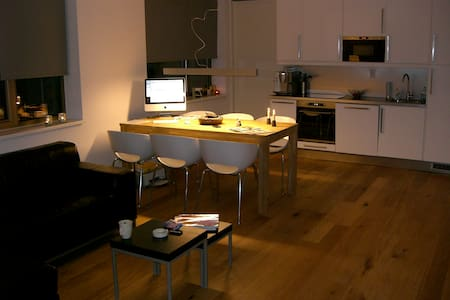 Spacious studio apartment in A'dam - Amsterdã - Apartamento