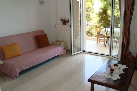 nice 55 m2 apartment in Rafina - Apartamento