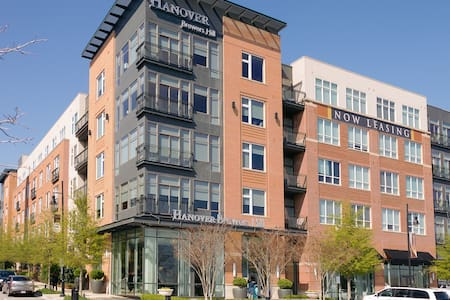 Luxury Travel In Canton Baltimore! - Baltimore - Apartment