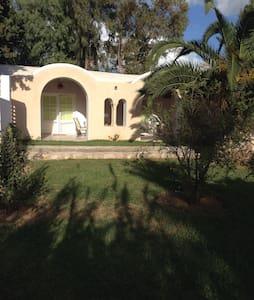 "Bungalow indépendant ""Dar Bedoui"" - La Soukra"