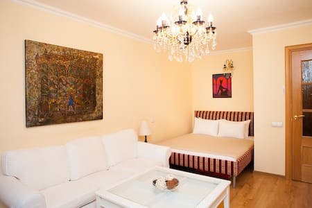 InnDays на Бобруйской - Moscow - Apartment