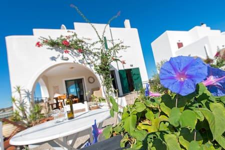 Fantastic family villa on the beach - Afantou - Villa