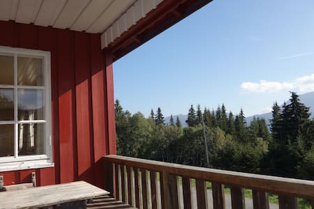 Mountain cabin  - Blockhütte