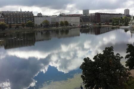 Amazing view in central Copenhagen