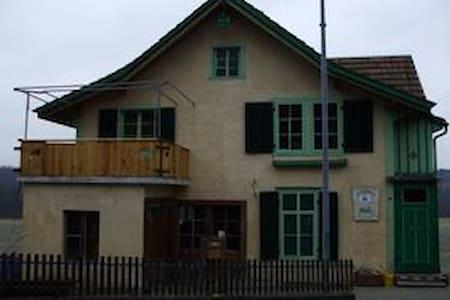 Loft in altem Haus - Wynau