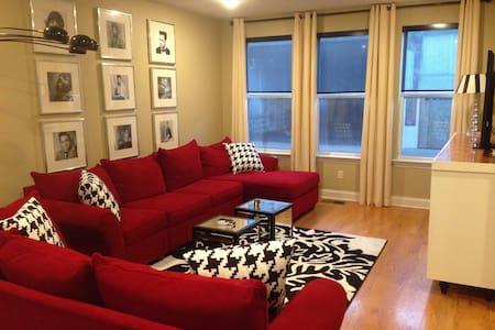 3 blocks t2 Beale,Suite w/QUEEN bed - Haus