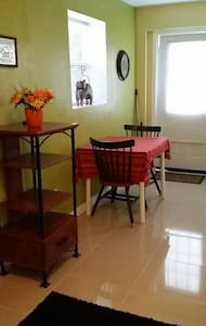 Just listed, [please see my other listing for my reviews]. Beautiful new apt. 2014.  This apartment is nestled on a property that is covered with mango trees, pines, palms and avocados. Centered in the midst of the hot spots in St. Pete and the beaches.