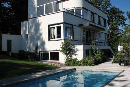 Unieke villa aan meer van Geneve. - Évian-les-Bains - Villa