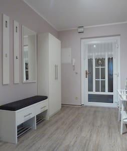 Ferienwohnung mit Wohlfühlcharakter - Apartment