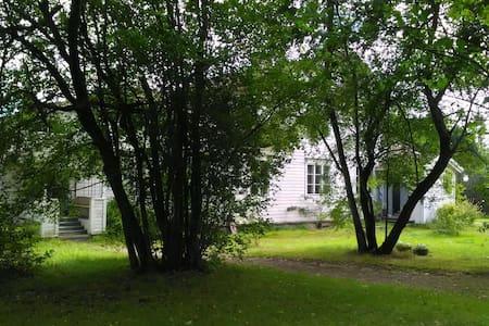 Luomutila/ Organic farm Huoneisto - Loviisa - Daire