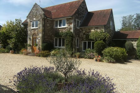 Double room with private bathroom - Brighstone - Bed & Breakfast
