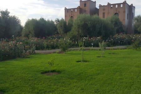 Villa Bio - Sebt Dar Jdida Ait Imour - Casa de camp