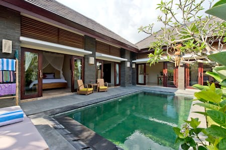 Villa Quincy in Canggu - North Kuta