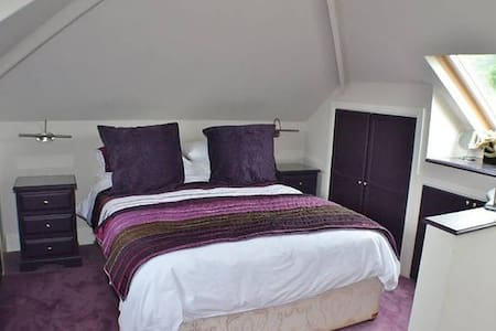 Cosy Private En Suite Bedroom - Allostock - Casa