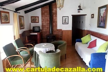 CASITA DEL HORTELANO - Apartment