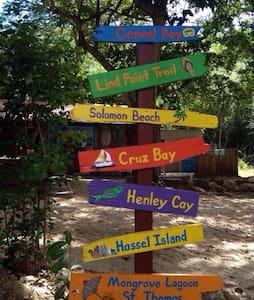 Nice Hide Away 2 - Cruz Bay - Cottage