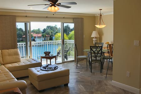 Waterfront Condo in St. Pete Beach!