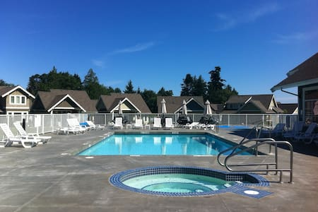 Our Sweet Escape - Qualicum Beach - Kabin